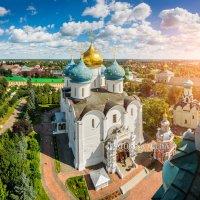 Успенский собор с высоты :: Юлия Батурина
