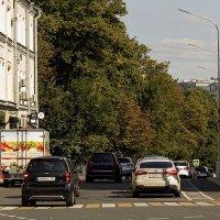 Петровский бульвар :: Александр