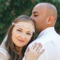 Свадебная фотосессия в Даляне :: Ольга Фефелова