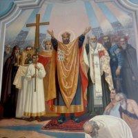 Крещение Руси :: Дмитрий Солоненко
