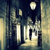 Вечер в Старом городе :: Елена Даньшина