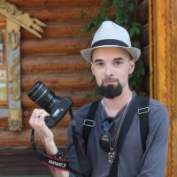 На фотофестивале в Измайлово. :: Александр Бабаев