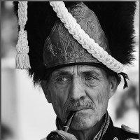 Старый французский барабанщик. :: Николай Кондаков