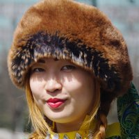 Шорская красавица :: Наталия Григорьева