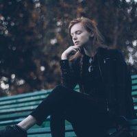 в ожидании осени :: Дарья Рядина