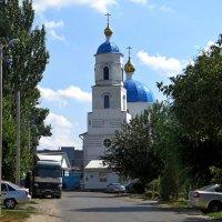 Церковь Успения Пресвятой Богородицы :: Татьяна Смоляниченко