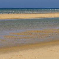 чистый безлюдный пляж :: Георгий