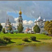 Вологодский берег. :: Vadim WadimS67