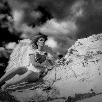 Ангел в ночи :: Владимир Никитин