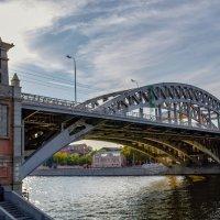 Москва. Мост :: Николай Николенко