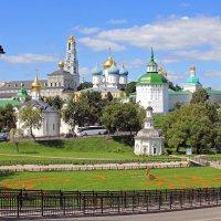 Купола в России кроют чистым золотом :: Евгений