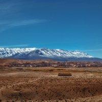 Атласские горы...Марокко! :: Александр Вивчарик