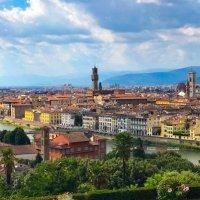 Красивый город Флоренция :: Liudmila Antonova