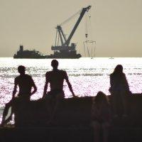 На Черном море. Август :: Игорь Кузьмин