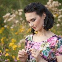Любит, не любит... :: Malinka Art Galina Paigetova