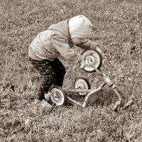 Проверка двигателя :: Светлана Рябова-Шатунова