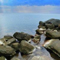 Море :: Олег Рыбалко