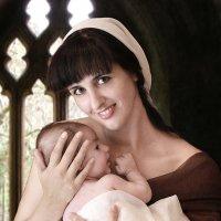 мать и дитя :: валерия -resolute-