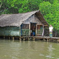 Магазин на реке. :: ИРЭН@ .