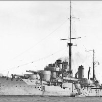 "French battleship dreadnought ""Jean Bart"". :: Александр"