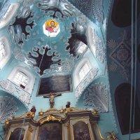 Храм Михаила Архангела в Николо-Архангельском (Балашиха) :: Евгений Кочуров
