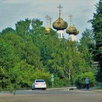 Устюжна и зелёное лето... :: Sergey Gordoff