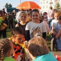 Праздник во дворе. :: Ильсияр Шакирова