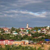 Городок старинный Бирск :: Nina Karyuk