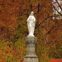 Святая Дева Мария :: Сергей Карачин