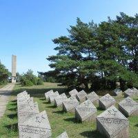 Техумарди. Мемориал в память о павших советских воинах :: Елена Павлова (Смолова)