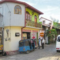 Улочками Галле. Шри-Ланка :: ИРЭН@ .