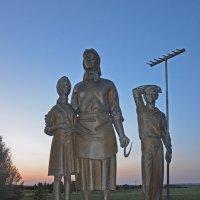 Памятник-монумент. :: Валентина  Нефёдова