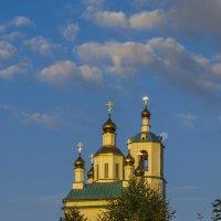Церковь Иконы Казанской Богоматери :: Сергей Цветков