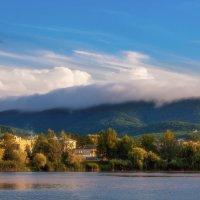 Утренние облака :: vladimir Bormotov