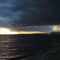 в шторм :: Линка Седых