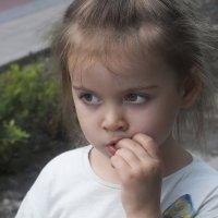 Нам 3 года и 8 месяцев :-)) :: Татьяна Найдёнова