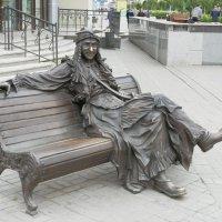 Баба Яга в Екатеринбурге. :: Alexey YakovLev