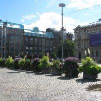 Площадь в Хельсинки :: Татьяна