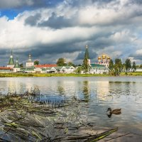 Иверский монастырь :: Юлия Батурина