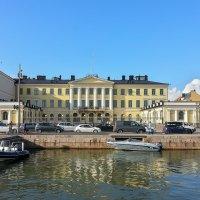Президентский дворец. Хельсинки. Финляндия. :: Олег Кузовлев