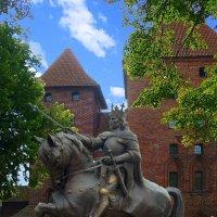 Замок Мальборк :: Сергей Карачин