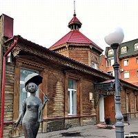 36 часов в Пензе (Ах,какая женщина!) :: Виталий Селиванов