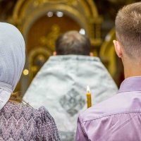 Молитва. :: Александр Лейкум