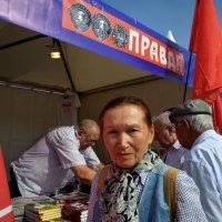 Фестиваль прессы :: Сергей Золотавин