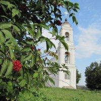 Церковь Иоанна Богослова в Кузьмищево. :: ИРЭН@ .