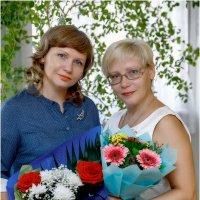 Сёстры-училки. :: Андрей Козлов
