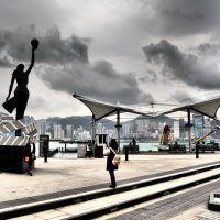 Гонконг Аллея  Звезд :: Swetlana V
