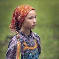 Девочка 3 :: Сергей Бушуев
