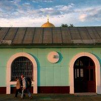 На вокзале :: Андрей Еремеев