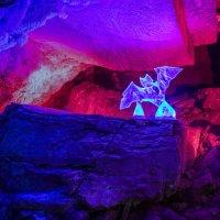 НИЖНИЙ НОВГОРОД - ПЕРМЬ (ВОЛГА - КАМА)кунгурская пещера :: юрий макаров
